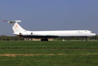 Rada Airlines  Ilyushin IL-62MGr EW-450TR