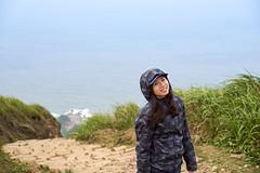 DSC_1781 (PEIJAY_CHAN) Tags: 50mm nikon girlfriend mom sea 2470mm taiwan 台灣 無耳茶壺山 女朋友 新北市 家人 family 板橋 林家花園