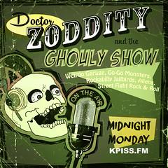 DR. ZODDITY 13 (BEN SHIRAI) Tags: garage novelty rock 60s 1960s music rockabilly dracula werewolf