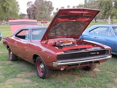 1968 Dodge Hemi Charger R/T (OrangeChargerR/T) Tags: 1968 dodge hemi charger rt 68 426 mopar