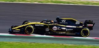 Renault RS18 / Carlos Sainz / ESP / Renault Sport F1 Team