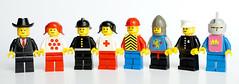 Original stickers (Vanjey_Lego) Tags: lego minifig minifigs minifigure minifigures stickers