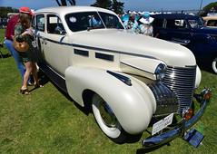 1940 Cadillac Fleetwood Touring Sedan Model 72 (D70) Tags: nikon d750 20mm f28 ƒ100 200mm 1400 100 1940 cadillac fleetwood touring sedan model 72 7 passenger limousine