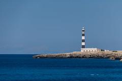 El Faro d'Artrutx (Mac ind Óg) Tags: islasbaleares summer lighthouse spain capdartrutx minorca balearicislands seascape calanbosch walking menorca landscape faro holiday españa sonxoriguer illesbalears majorca mallorca