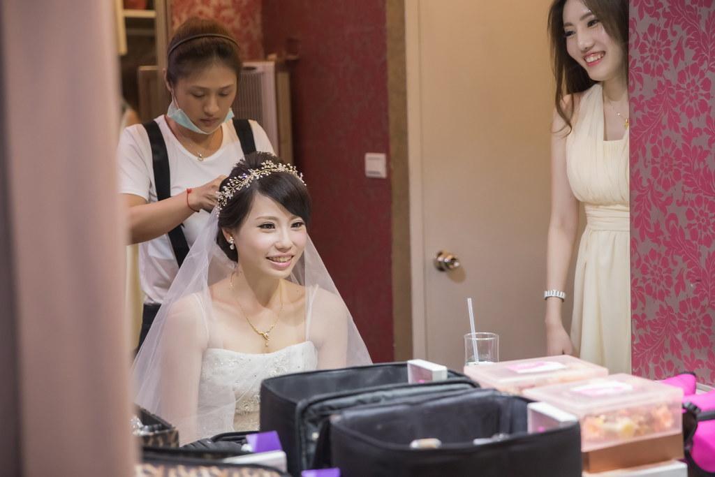 0031婚禮紀錄-婚攝-台北青青食尚花園會館-結婚-宴客-化妝