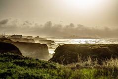 Costa de Lugo (ccc.39) Tags: galicia lugo cantábrico coast shore sunset beach sea