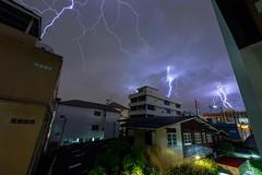 Weatherwatch: Snap, crackle and boom (SamppaV) Tags: bangkok thailand thunder storm loud crackle city citylife sky weather forecast
