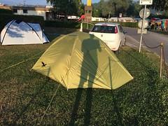 Zug, Camping