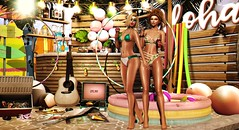 LOOK-640-Let the music warm your body like the heat of a thousand fires (Julia Pariz) Tags: blush fameshed summerfest tlc candydoll catwa chezmoi cynful glamaffair granola ionic kunst lagom lamb rama reign serenitystyle trompeloeil