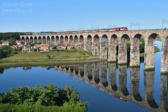 d34851 (15c.co.uk) Tags: class43 43319 berwickupontweed berwick 1e05 intercity125 hst highspeedtrain royalborderbridge