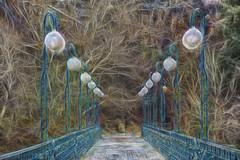 El puente de la ermita de San Saturio - Soria (Antonio-González) Tags: el puente de la ermita san saturio soria