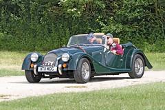Morgan Plus 4 (Roger Wasley) Tags: morgan toddington classic car gloucestershire
