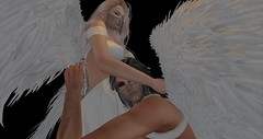 Angels Together Pt. 6 {finale} (Sio Skytower) Tags: angels wings veils ekatarinapetrov sioskytower secondlife