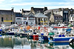 Fraserburgh Harbour Scotland - 19/4/2018 (DanoAberdeen) Tags: fr38 fr266 connorb fr915 quovadis danoaberdeen candid amateur 2018 fraserburgh thebrooch boat vessel ship trawler trawlers trawlermen fish fishing fishingboat northeastscotland bonnyscotland highlands aberdeenshire aberdeen grampian scallops mackrel salmon cod shellfish fishingtown fishingvillage boats ships vessels seaport bay tug tugboats northsea bonnie fishinglife lifeatsea workboats brooch docks dock berth bertyhed autumn winter summer spring haddock pike turbot broch thebroch