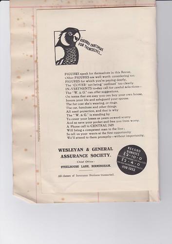 1934: Jan Programme 2