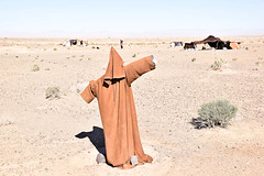 Warding Off the Evil Eye - His (meg21210) Tags: berber desert sahara evileye superstition morocco camp encampment family temporary nomad nomads his berbere