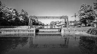Dortmund-Ems-Kanal Henrichenburg