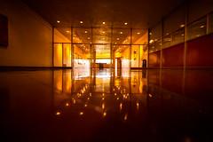 Buildings Made of Mirrors (Thomas Hawk) Tags: america california franklloydwright marin marinciviccenter marincounty sanrafael usa unitedstates unitedstatesofamerica architecture fav10 fav25 fav50 fav100