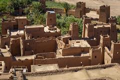 Stack of Blocks (Darren Poun) Tags: aïtbenhaddou ouarzazate morocco africa arabic arab monument heritage village ksar kasbah berber architecture nikon d800 d800e nikkor105mm f14 desert