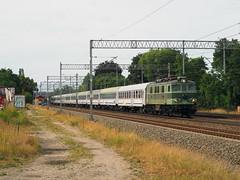 PKP EP07-174 (jvr440) Tags: trein train spoorwegen railroad railways sopot pkp ic ep07