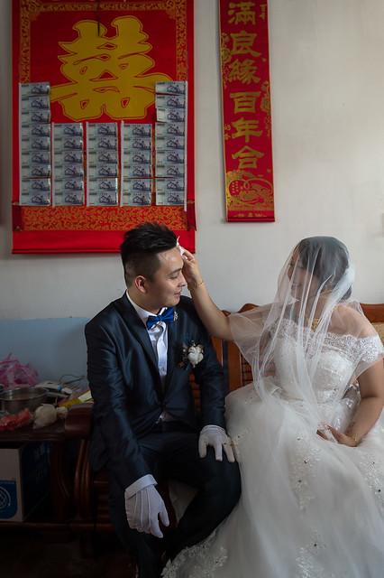 暉智&于倩-台南婚禮記錄-276