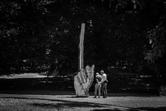 Stop trying to make everone happy (michael_hamburg69) Tags: schleswigholstein büdelsdorf carlshütte kunst art nordart 2018 artist künstler stainless steel davidčerný fuckyou sculpture skulptur hand mittelfinger middlefinger geste gesture