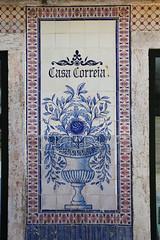 Abrantes (hans pohl) Tags: portugal moyentage abrantes signs publicités advertising tiles faïences azujeilos architecture art