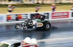 Fuel Altered_1634 (Fast an' Bulbous) Tags: classic oldtimer dragster car vehicle automobile santapod dragstalgia racecar outdoor nikon