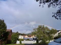 Rainbow over Nelson Bay (howderfamily.com) Tags: australia newsouthwales nsw nelsonbay rainbow