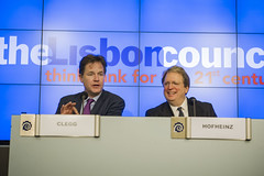Nick Clegg, Paul Hofheinz (lisboncouncil) Tags: nick clegg united kingdom prime minister lisbon council think tank thinktank brussels future europe eu european union summit liberal democrats paul hofheinz
