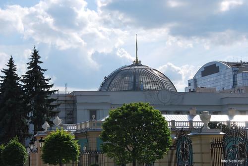 Верховна Рада, Київ  InterNetri Ukraine 220