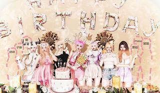 生日~ Birthday party~!