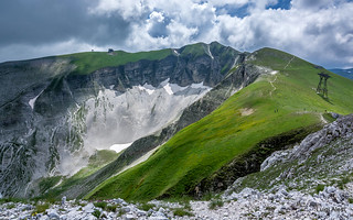 Sibillini - monte Bove