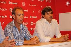 Carles Mòdol, nou coordinador de l'Escola de Tennis Nàstic