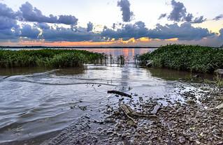 Mississippi River Shoreline in Nauvoo