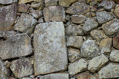 Stone wall of ancient castle (phuong.sg@gmail.com) Tags: abstract antique architecture background block brick brown castle cement concrete construction cracked decorate design exterior granite gray grey grunge home house material modern natural nature old pattern pebble retaining retro rock rough rubble solid stone stonewall structure surface texture textured tile vintage wall