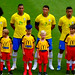 The full Brazil line-up for the friendly game with Austria - Miranda, Alisson, Casemiro, Marcelo, Danilo, Thiago Silva, Gabriel Jesus, Philippe Coutinho, Willian, Paulinho and Neymar