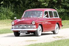 Hillman Minx Series III C (Roger Wasley) Tags: toddington classic car day gloucestershire hillman