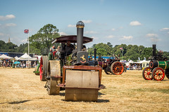 Hollowell 2018 (Ben Matthews1992) Tags: hollowell steam rally 2018 show traction engine old vintage historic preserved preservation vehicle transport haulage aveling porter roller 10647 pd6727