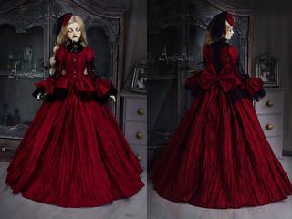 Victorian Rouge