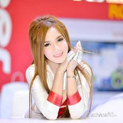 Eve (krashkraft) Tags: krashkraft thailand bangkok beautiful beauty boothbabe gorgeous pretty พริตตี้ เซ็กซี่ gridgirl racequeen มอเตอร์โชว์ โคโยตี้ motorshow bangkokmotorshow 2015 khunkesmanee rocketsound pioneer allrightsreserved