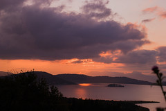 SAM_2872 (Apostol Dragiev) Tags: родопи rodopimountain rodopi mountain batak batakdam язовирбатак sunset