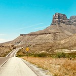 El Capitan and Guadalupe Peak, Texas thumbnail