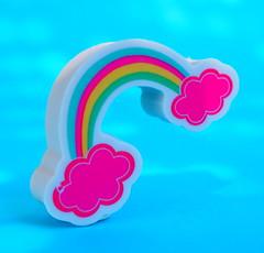 Over the Rainbow (M__C_) Tags: hmm macromondays eraser