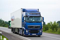 Volvo FH500 EEV III Globetrotter (UA) (almostkenny) Tags: lkw truck camion ciężarówka volvo fhiii fh500 ua ukraine hp500 ao ao4448bm ппгоздавм