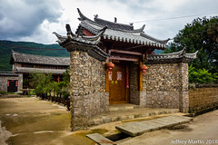 (Dubai Jeffrey) Tags: china baisha farmhouse lijiang maingate village yunnan