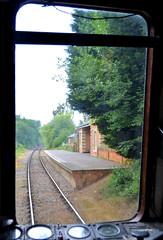 Blake Hall (R~P~M) Tags: train railway station londonunderground centralline blakehall eppingongarrailway essex england uk unitedkingdom greatbritain