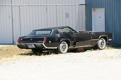 Cadillac Eldorado, 6th gen c1970 (Vernon Harvey) Tags: cadillac eldorado