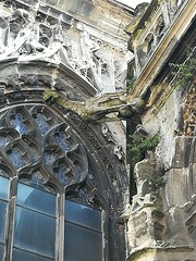 Some beautiful old churches in Rouen