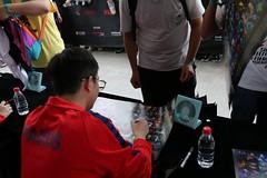 SuperMajor - PSG.LGD (PSG Esports) Tags: psg psgesports dota2 supermajor fy xnova maybe chalice ame china